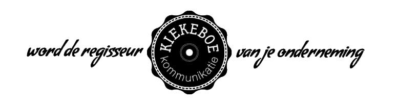 Kiekeboe kommunikatie